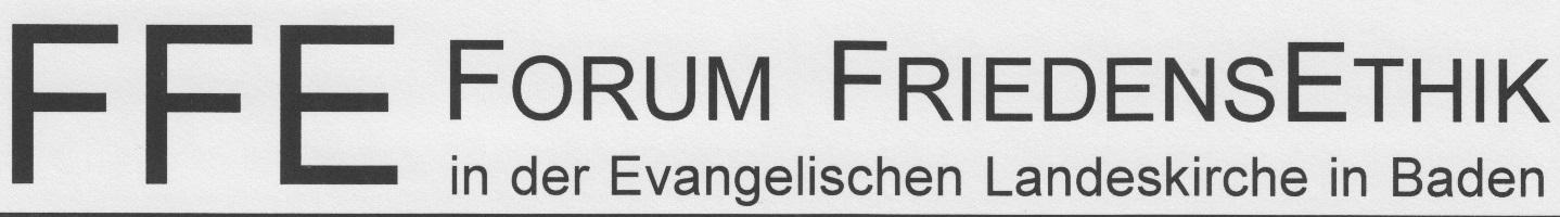 Forum FriedensEthik