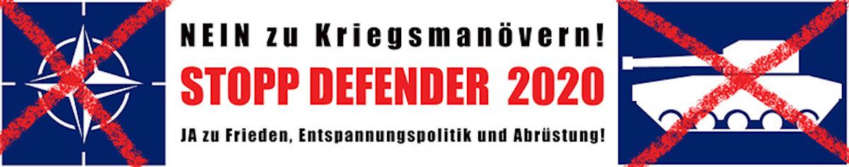 Stopp Defender 2020